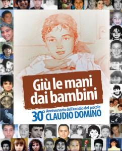 Claudio Domino_locandina