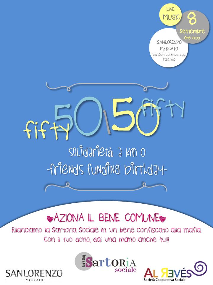 Sartoria sociale_raccolta fondi