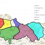 Mappa Estorsioni