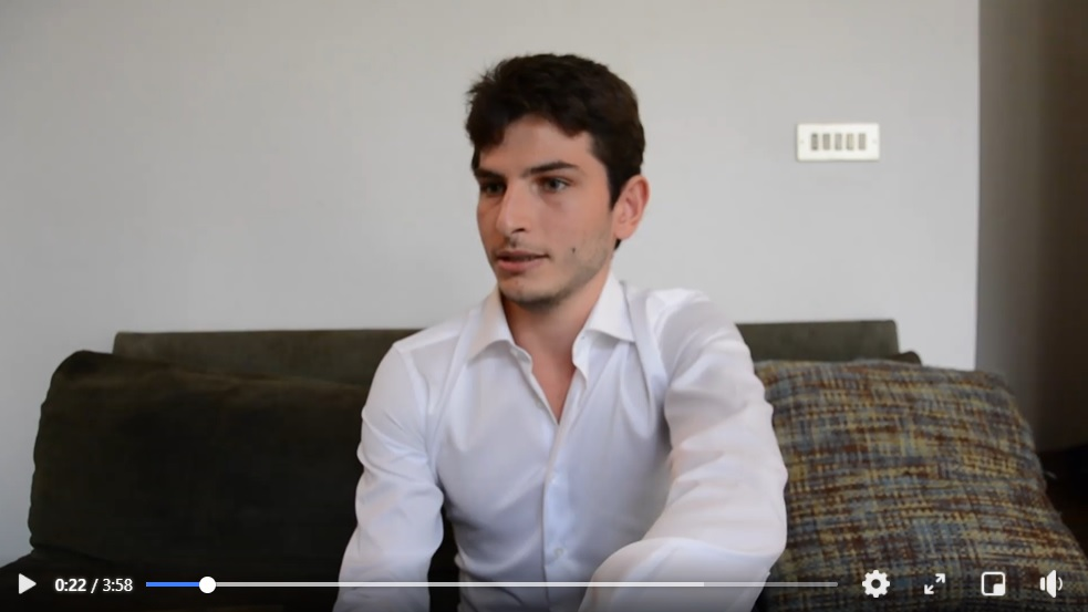 anteprima video Alfredo