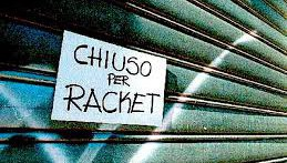 chiuso per racket